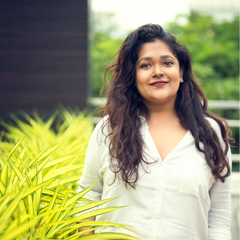 Pooja Das, Employee picture
